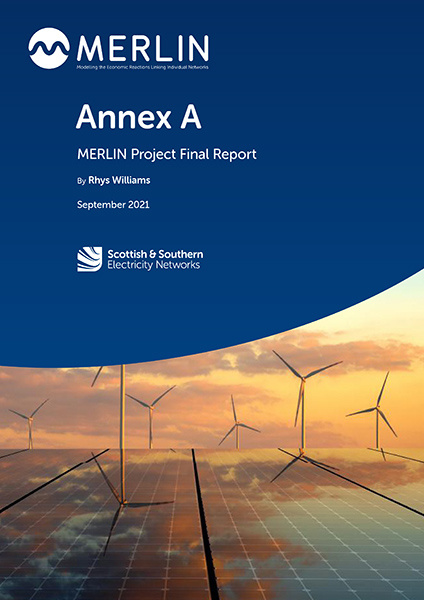 MERLIN Project Final Report – Annex A