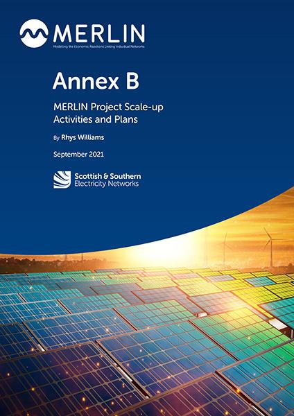 MERLIN Project Final Report – Annex B